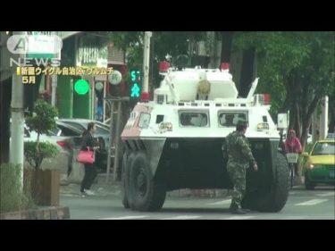 ウイグルで政府機関襲撃 数十人死亡 国営メディア(14/07/30)