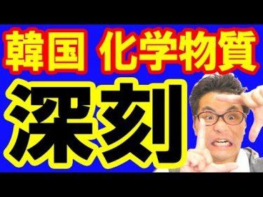 韓国で使用禁止の化学物質が大量使用され大被害が発生?それを見た日本と世界は唖然…海外の反応 最新 ニュース速報『KAZUMA Channel』