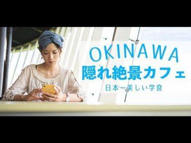 【沖縄旅行】世界最高研究機関の学食が日本一美しい場所だった。【穴場カフェ】